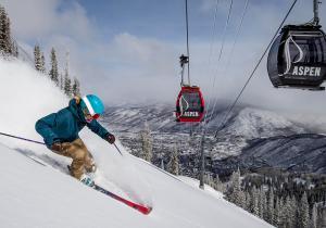 7 buenas razones para esquiar en Aspen (Colorado) el próximo invierno