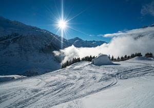 Andermatt: ¿Quieres descubrir un paraíso del freeride escondido en un valle suizo?