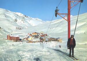 Historia del Pas de la Casa-Grau Roig, la primera estación de esquí de Andorra