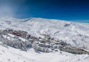 Sierra Nevada, la perla del sur de Europa para esquiar en primavera