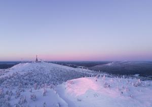 Ruka (Finlandia), una experiencia de esquí inolvidable en la casa de Papá Noel