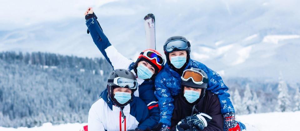 ¿Dónde esquiar en 2021?