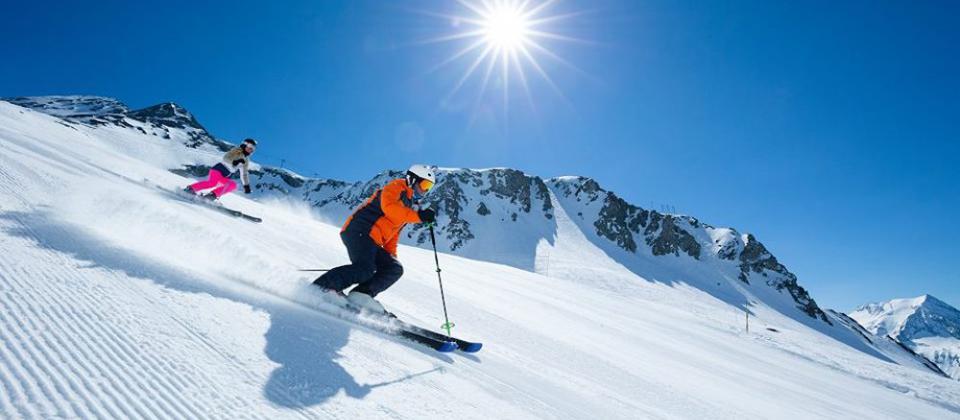 ¿Por qué los Alpes son el mayor destino de esquí del mundo con el 44% los esquiadores?