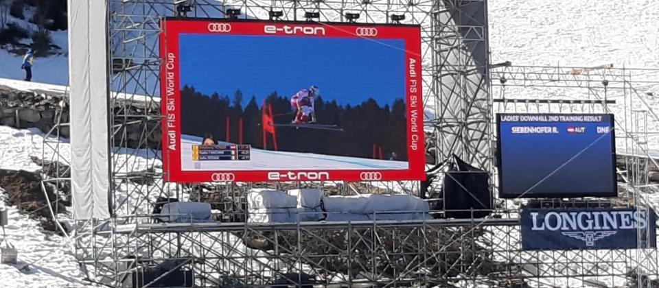 85 carreras en 3 continentes: el calendario de la Copa del Mundo de esquí alpino 2020/21