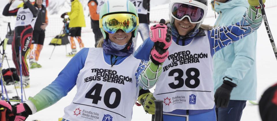 La Fundación Jesús Serra organiza la 13º edición de su prestigioso trofeo de esquí en Baqueira