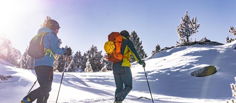 Grandvalira apuesta por el 'Skimo' con 9 circuitos gratis y fuera de las pistas de alpino
