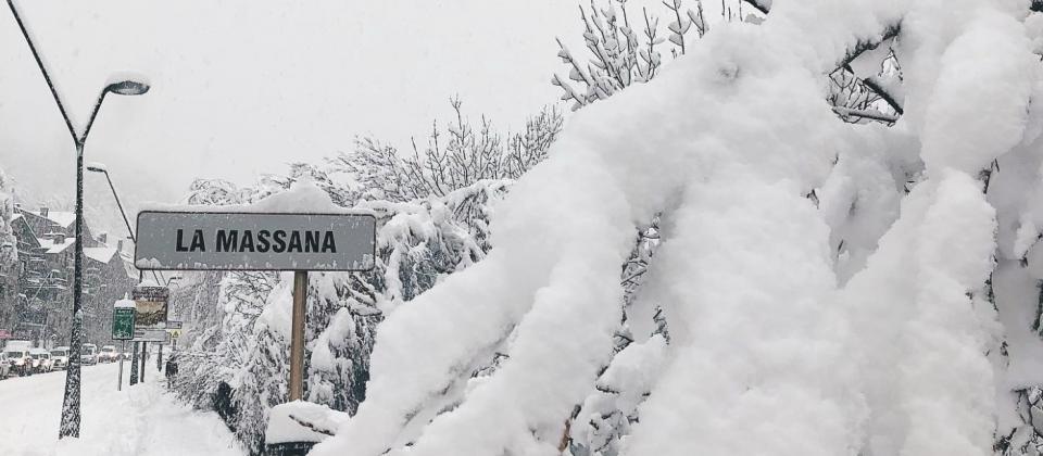"""Balance de una temporada invernal 2019-2020 """"cálida"""" en Andorra"""
