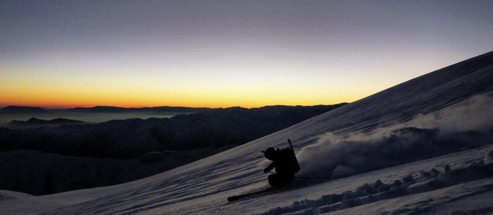 Chile, un destino sin igual para esquiar a casi 4.000 metros, entre lagos y volcanes