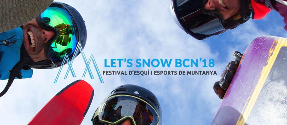 El Festival de la Nieve vuelve al Poble Espanyol de Barcelona del 9 al 11 de noviembre