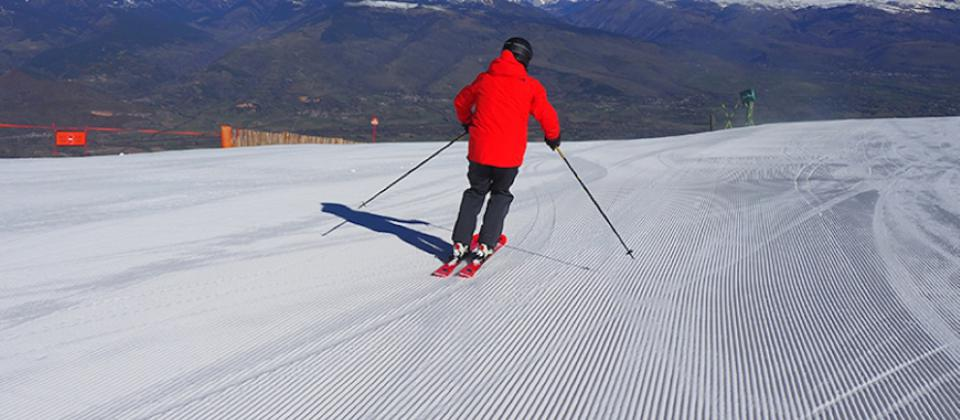 Calendario de cierre de las estaciones de esquí de la Península, más info