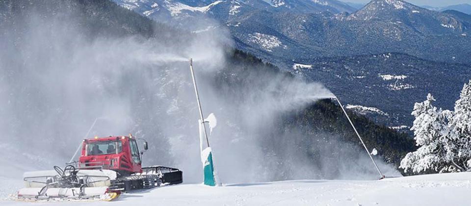 Calendario apertura estaciones de esquí temporada 2018-19