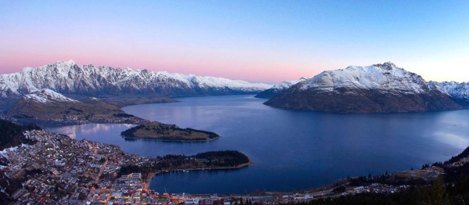 Esquí en Nueva Zelanda: la nieve más exuberante y exótica del mundo