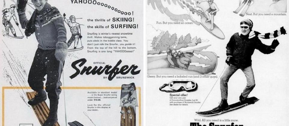 Fallece Sherman Poppen, uno de los padres del snowboard, inventor del snurffer