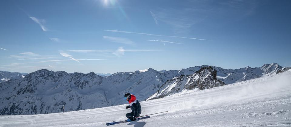 15 glaciares de Europa donde esquiar este mes de septiembre