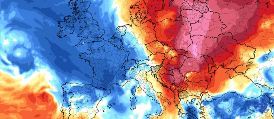 Previsión Meteo: Se va el anticiclón y llegan las nevadas. Próxima semana festival en cotas bajas