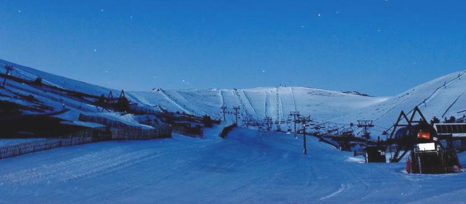 La estaciones donde puedes esquiar cerca de Madrid