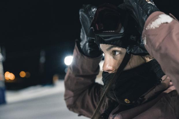 """""""Inside me"""", una historia de éxito, sudor y esfuerzo de una de mejores snowboarders de España"""