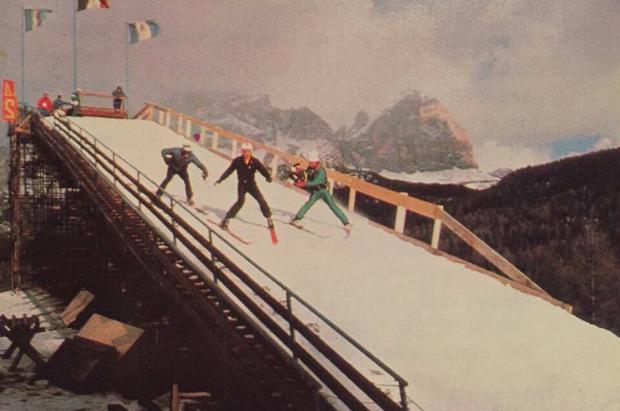 """El día que James Bond eligió Cortina para esquiar en """"007 Solo para tus ojos"""""""