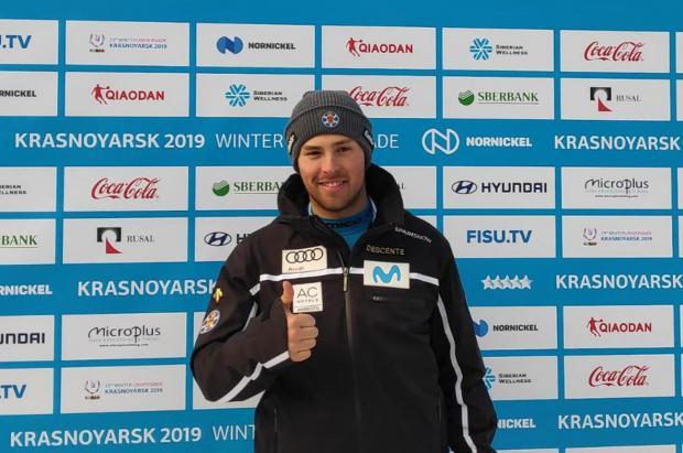 Resultados de los deportistas de la RFEDI en la 29ª Universiada de Invierno en Krasnoyarsk (Rusia) 2019