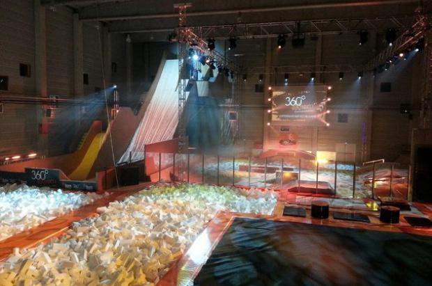 360º EXTREM: el nuevo centro de deportes extremos en Andorra
