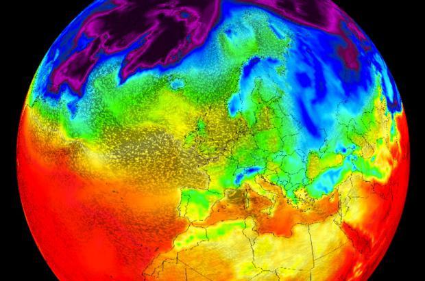 Previsión Meteo Puente de Diciembre: bajo el azote de las altas temperaturas y el anticiclón