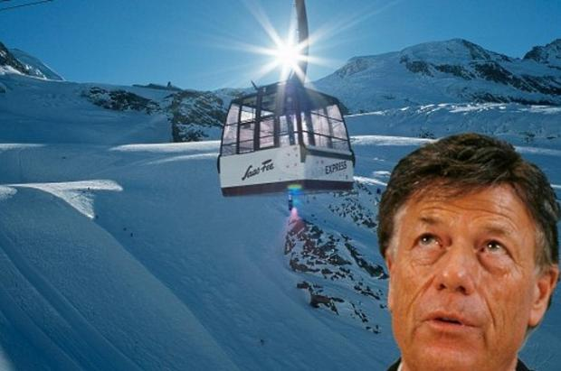El grupo austriaco Schröcksnadel salva las estaciones suizas de Saas