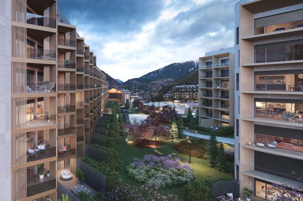 El mercado inmobiliario de lujo se dispara en Andorra