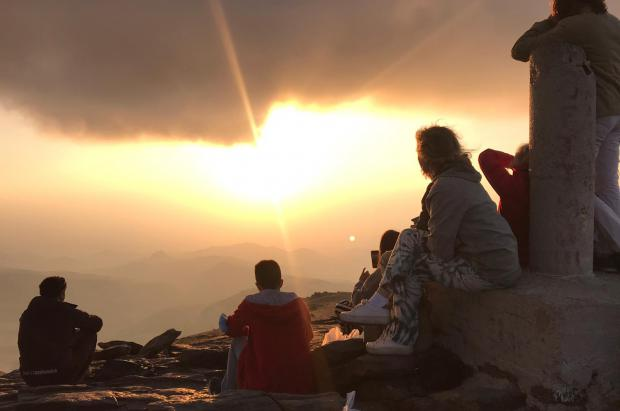 Sierra Nevada cierra uno de sus mejores veranos con 34.520 visitantes