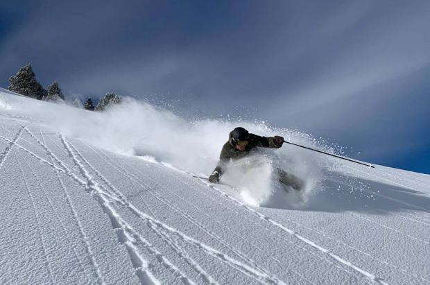 Baqueira cierra la tercera mejor temporada de la década: un total de 876.008 esquiadores