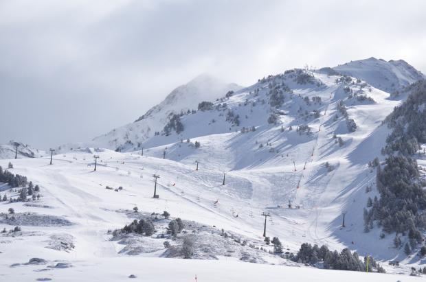 Baqueira Beret arranca la Semana Santa con 112 kilómetros de pistas abiertas