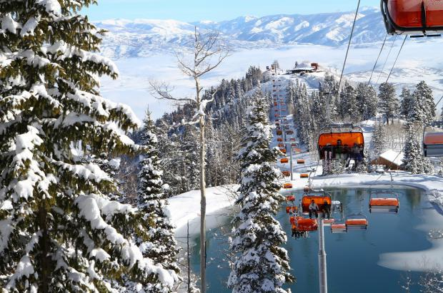 Goodbye Canyons, hello Park City: Nace un gigante en USA de la mano de Vail Resorts