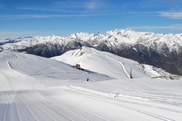 Aramón Cerler avanza el inicio de la temporada de esquí 2018-19 al viernes 30 de noviembre