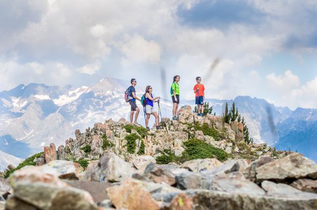 Las montañas de Aramón han conquistado a cerca de 30.000 visitantes este verano