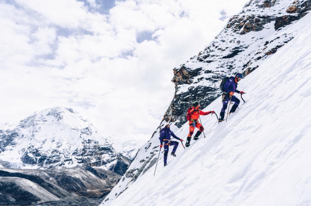 The North Face presenta Summit Series™ Advanced Mountain Kit, el sistema por capas definitivo