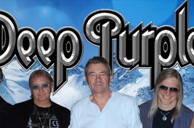 Deep Purple actúa el 30 de abril de 2013 en Ischgl en su mítico concierto de clausura