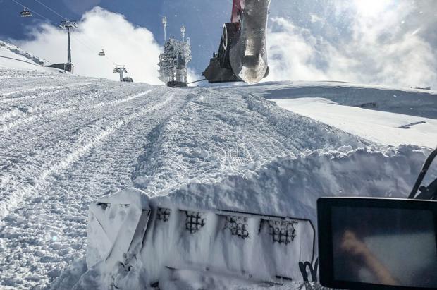 Los glaciares Kitzsteinhorn y Titlis, además de Levi inician temporada este fin de semana