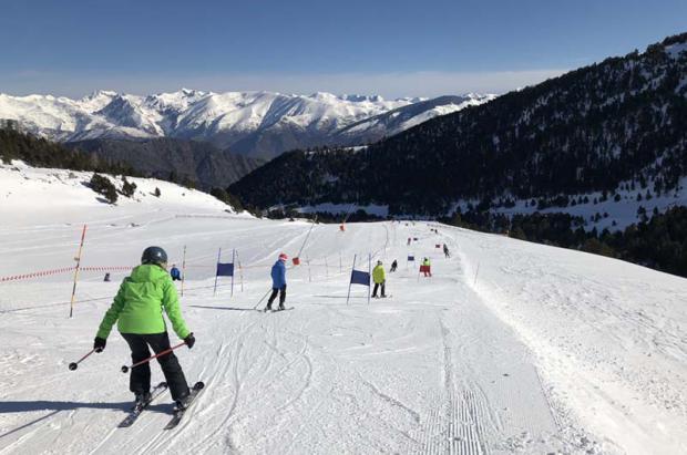 Espot y Port Ainé reciben 174.000 esquiadores durante el invierno ¿han tocado techo?