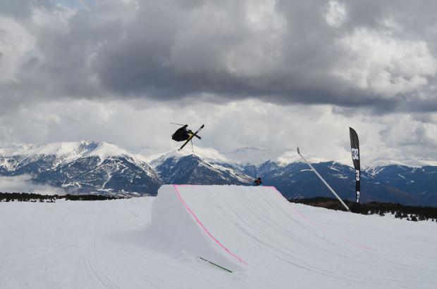 Copa del Mundo Freestyle en Font Romeu: gran inicio de un enero intenso en el Pirineo francés