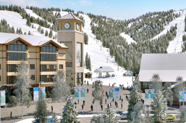 Proyecto para abrir una macro estación de esquí cerca de Whistler que costará 3.500 millones