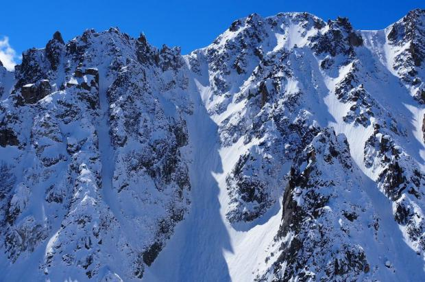 Dos esquiadores mueren practicando heliski en el lado suizo del Mont Blanc