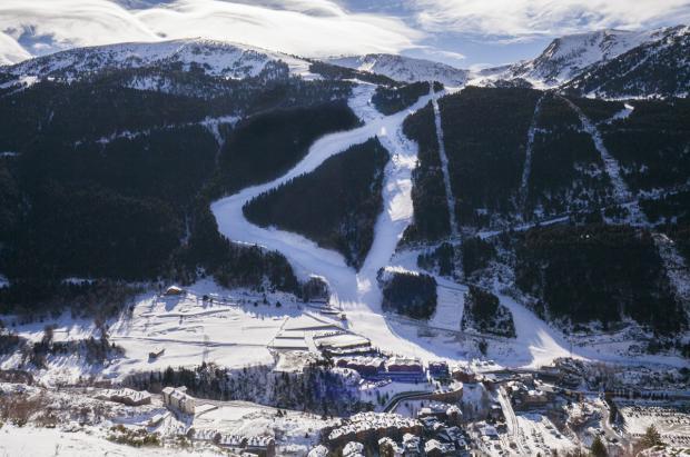 Grandvalira se sitúa en el Top 12 del ranking mundial de estaciones con más días de esquí
