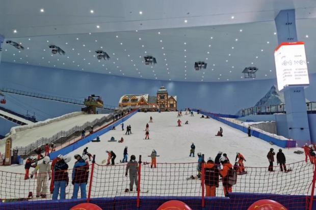Los centros de esquí de China empiezan a reabrir tras el coronavirus