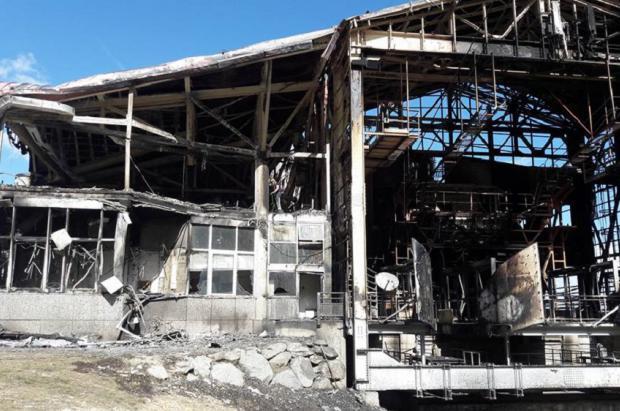 El incendio de la estación del teleférico Les Grands Montets pone en jaque la temporada de Chamonix