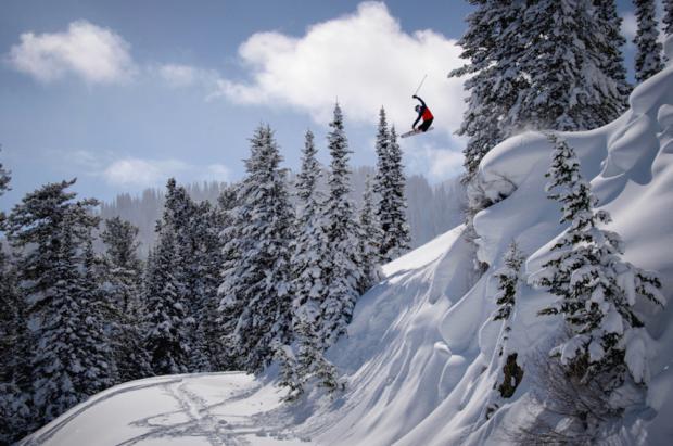 ¿El mejor esquiador del mundo un niño de 12 años? Juzga por ti mismo