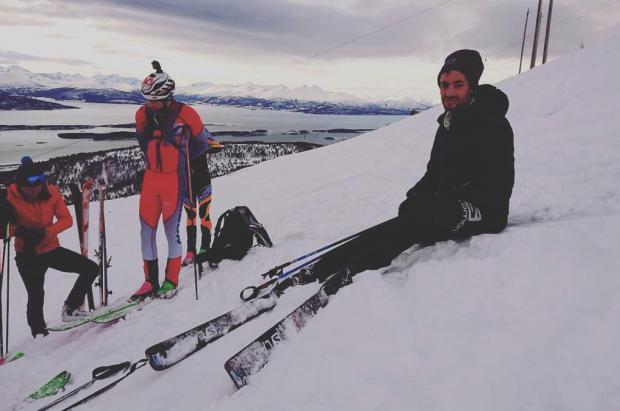Kilian Jornet bate un nuevo récord: 23.486 m de desnivel positivo esquiando, 2,6 veces el Everest