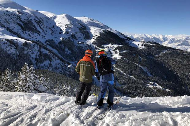 La Molina firma la mejor campaña de invierno en 75 años: un total de 376.000 esquiadores