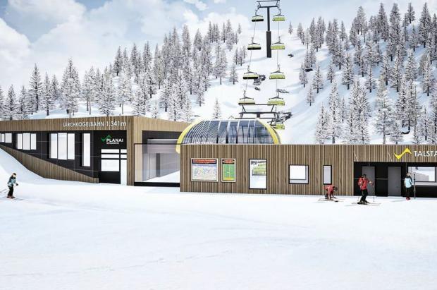 Austria marca músculo con 2 nuevos y modernos telesillas en Schladming para el invierno 2020-21
