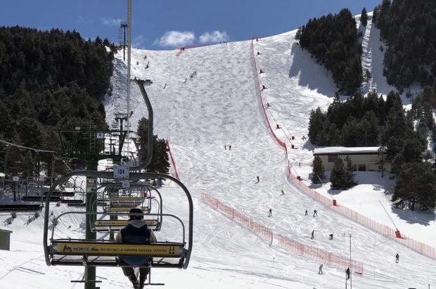 Pirineus Barcelona 2030, la primera candidatura low-cost por petición expresa del COI