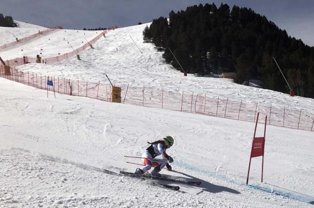 Esquiadores de la Copa del Mundo entrenan desde hoy y hasta el jueves en La Molina