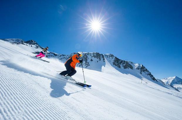 ¿Por qué los Alpes son como el mayor destino de esquí del mundo con el 44% los esquiadores?